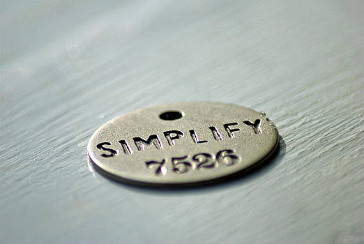 Simplify by Judy Salcedo