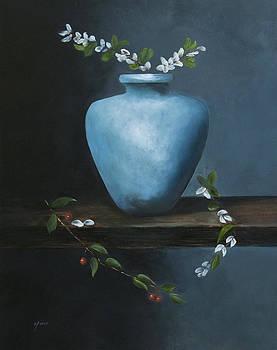 Simply Peaceful by Gina Cordova
