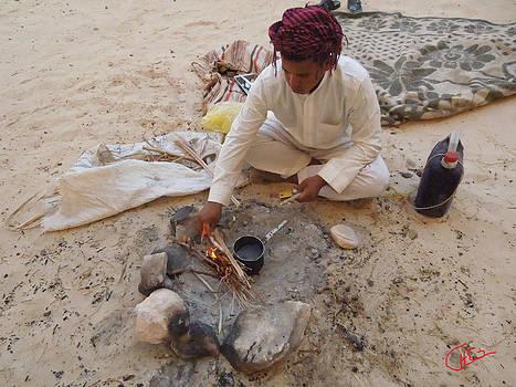 Colette V Hera  Guggenheim  - Sinai Desert Life Egypt