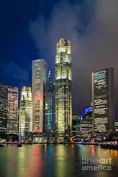 Fototrav Print - Singapore Skyline