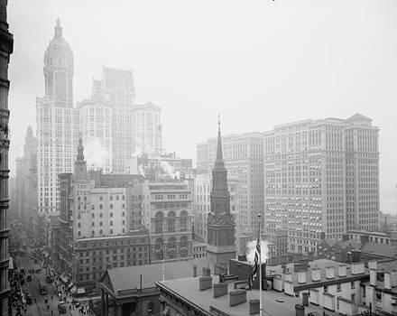 Steve K - Singer Building New York ca.1920