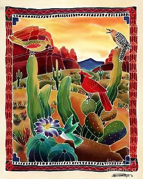 Harriet Peck Taylor - Singing in the Desert Morning