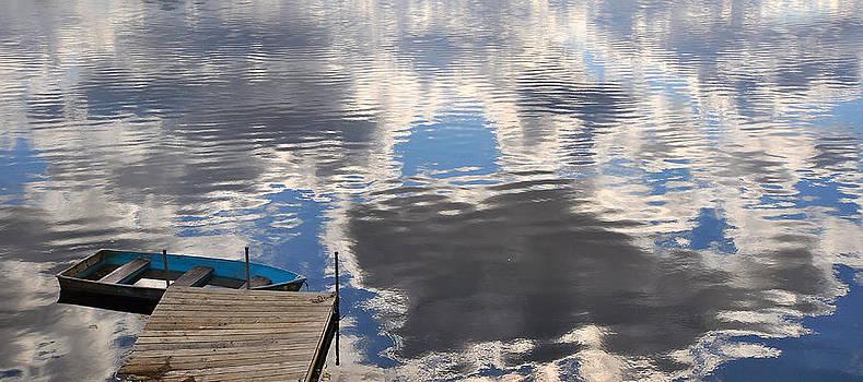 Dennis James - Sinking Boat
