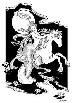 Siren by Steven Stines