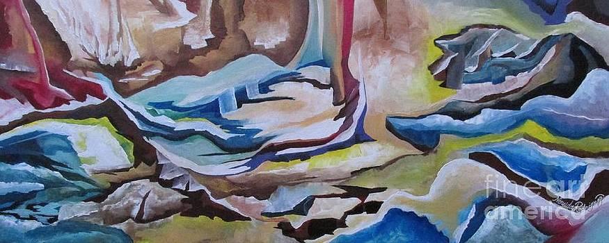 Sirens by Nereida Rodriguez