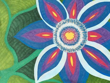 Sister Flower by Aileen Heymach