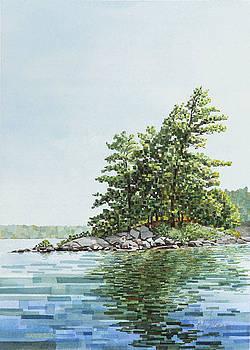 Sister Island by Nola McConnan