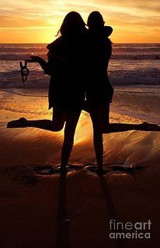 Sister Sunset by Kerri Mortenson