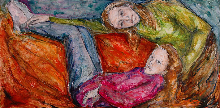 Sisters by Christine Ilewski