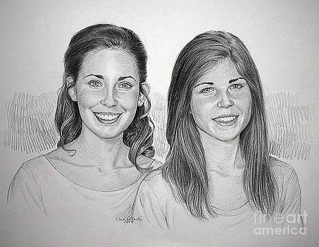 Sisters by Clare Villanti