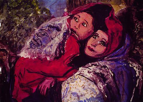 Sisters by Jeffrey Cohen