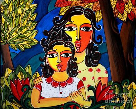 Sisters by Mangala Shenoy