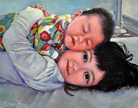 Sisters No. 2 by Eileen  Fong