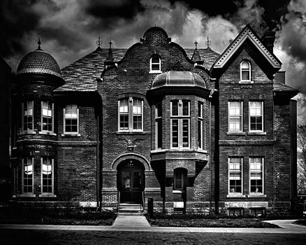 Sisters Of St. Joseph Heritage Building Toronto Canada by Brian Carson