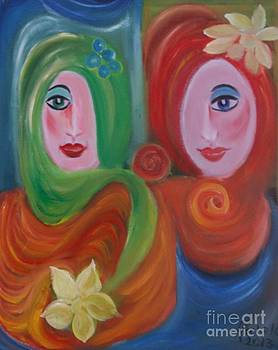 Sisters by Rachel Carmichael