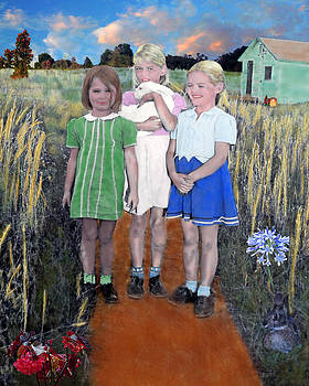 Sisters by Wayne Ritt