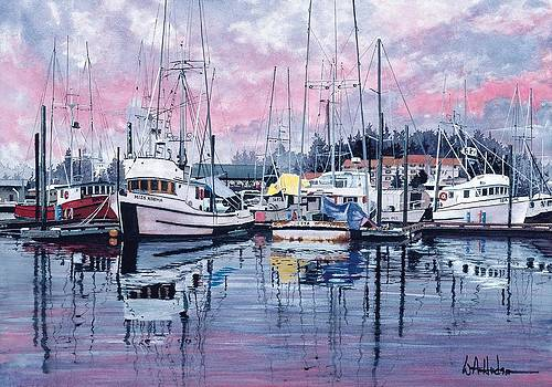Sitka by Bill Hudson