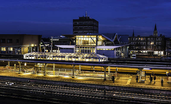 Sittard Train Station by Libor Bednarik