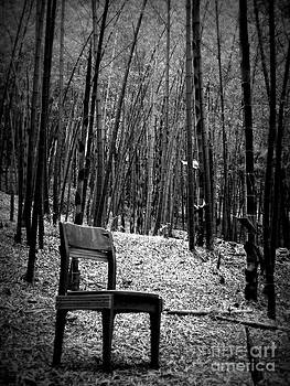 Shawna Gibson - Sitting alone