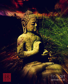 Susanne Van Hulst - Sitting Buddha 2
