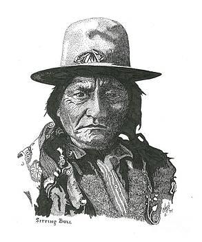 Clayton Cannaday - Sitting Bull