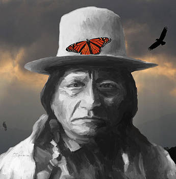 Sitting Bull by G Cannon