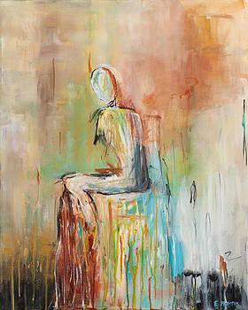 Sitting Figure by Edee Proctor