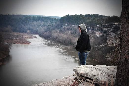 Six Feet From The Edge by Melissa Jones