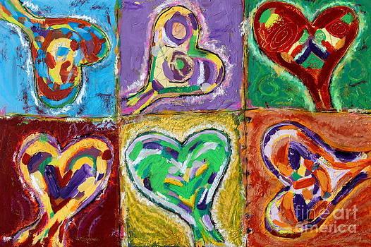 Six Hearts by Kelly Athena