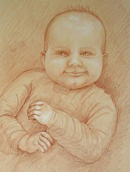 Six Months Old by Deborah Dendler
