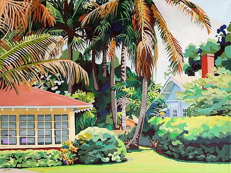 Six Palms by Melinda Patrick