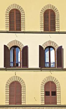 David Letts - Six Windows of Florence