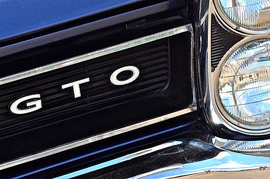 Frozen in Time Fine Art Photography - Sixty Five GTO