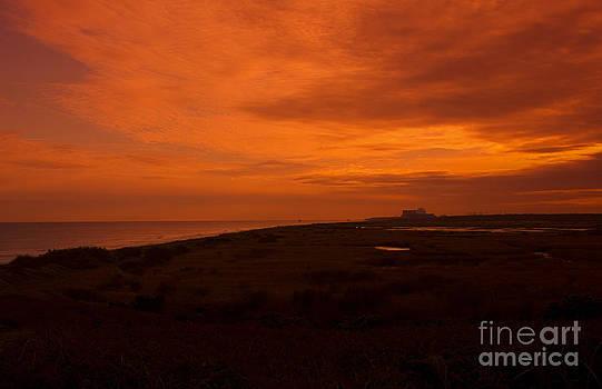 Darren Burroughs - Sizewell Suffolk