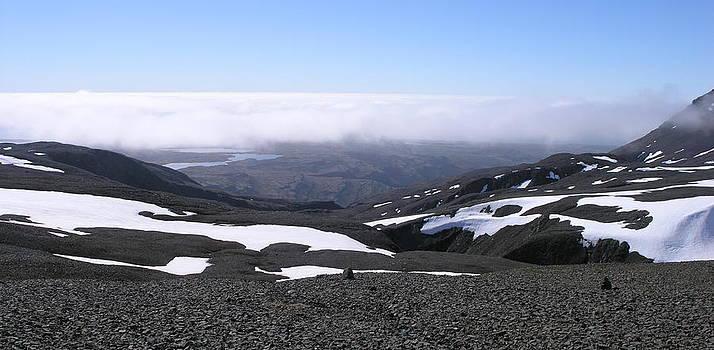 Skaftafellsjokull by Olaf Christian
