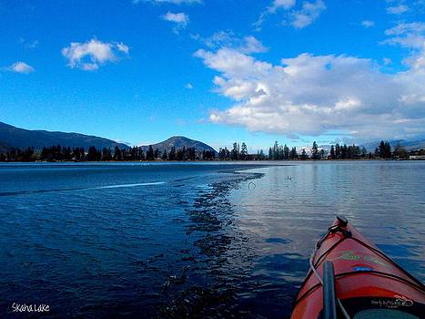 Guy Hoffman - Skaha Lake Kayaking 002 2-20-2014