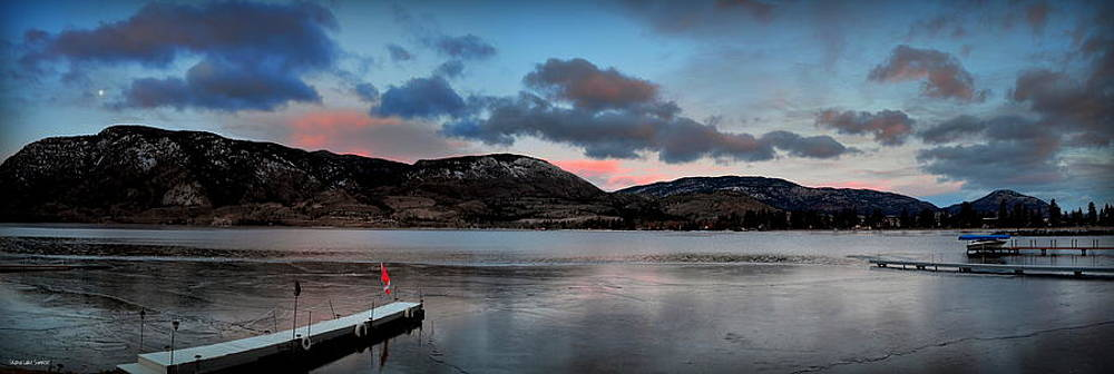 Guy Hoffman - Skaha Lake Panorama 02-19-2014