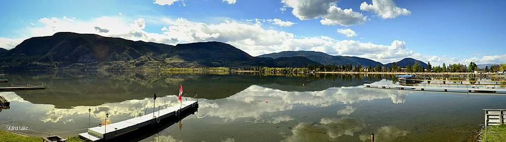 Guy Hoffman - Skaha Lake Panorama 04-28-2014