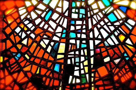 HweeYen Ong - Skalholt Window