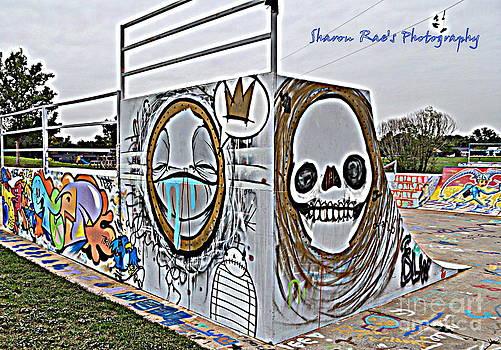 Skate Park by Sharon Farris