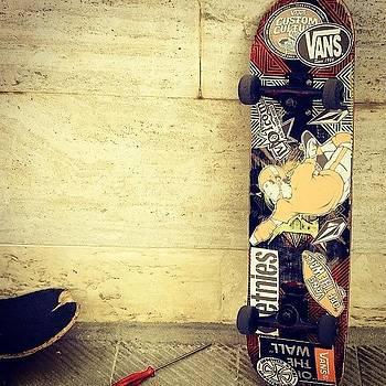 Skateboarding ! ❤️ #skateboarding by Vinsdebber Vinsdebber