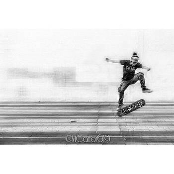 Skater Boy. #photooftheday by Mary Carter