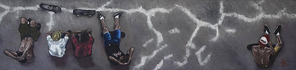 Skater Boys by Cristel Mol-Dellepoort