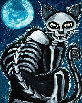 SkeleCat by Renee Sarasvati