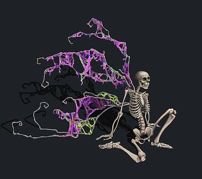 Skeleton Fairy by Haley Gresham