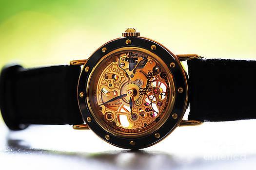 LHJB Photography -  Revue Thommen K1S-MSR Watch