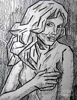 Kamil Swiatek - Sketch - Nude 2 2011 Series