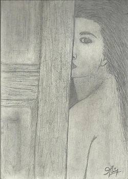 Sketch by Saleem Baig
