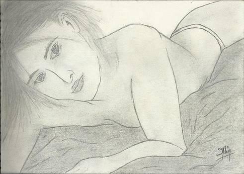 Sketch2 by Saleem Baig