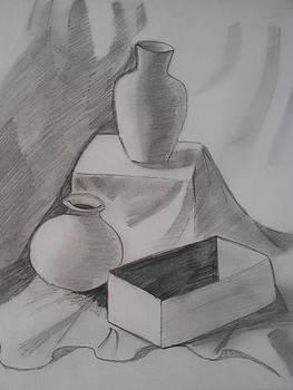 Sketching by Amrita Ludhwani